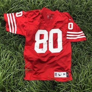 Vintage San Francisco 49ers Jerry Rice Jersey